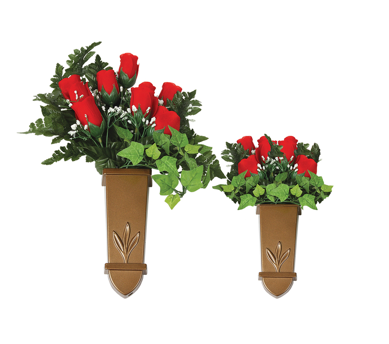 Metalcraft Vases Wylie Monuments